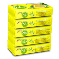 NO 1 LIME ALOE VERA SOAP