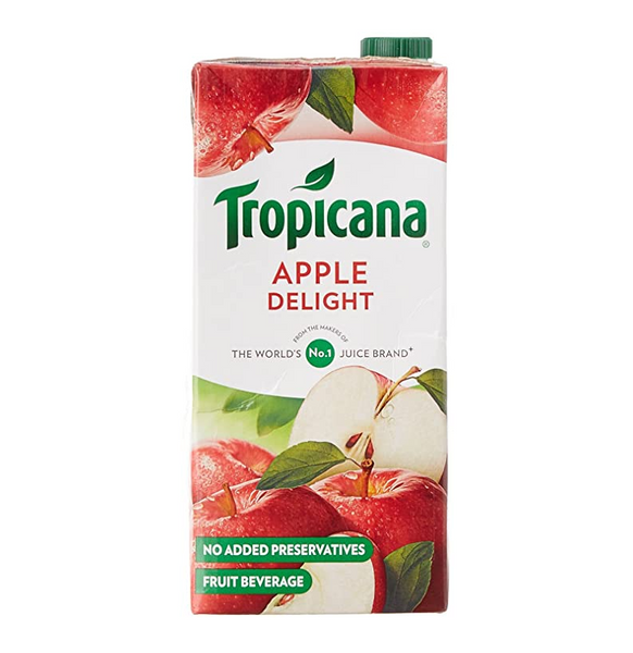 TROPICANA APPLE DELIGHT JUICE