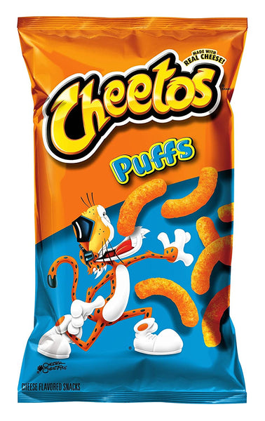 CHEETOS CHEEZ PUFFS