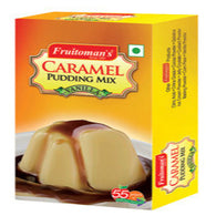 FRUITOMANS CARAMEL PUDDING  MIX