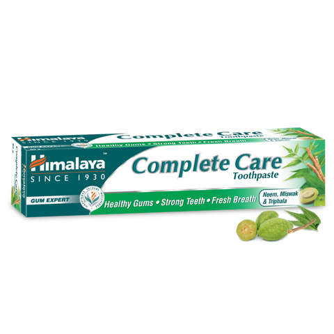 HIMALAYA COMPLETE CARE TOOTH PASTE