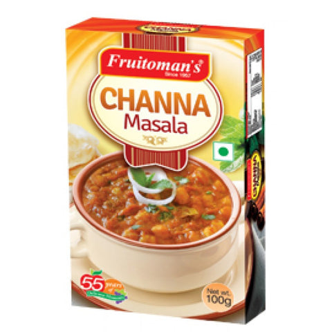 FRUITOMANS CHANNA MASALA