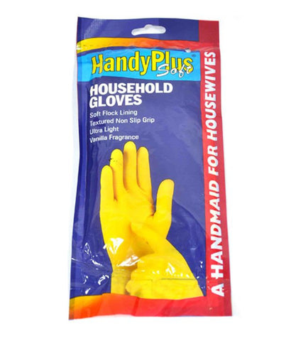 HANDY PLUS HOUSE HOLD GLOVES