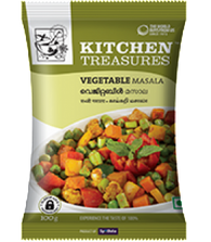 KITCHEN TREASURES VEGETABLE MASALA