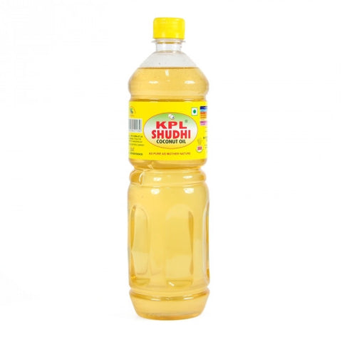 KPL SHUDHI COCONUT OIL BOTTLE