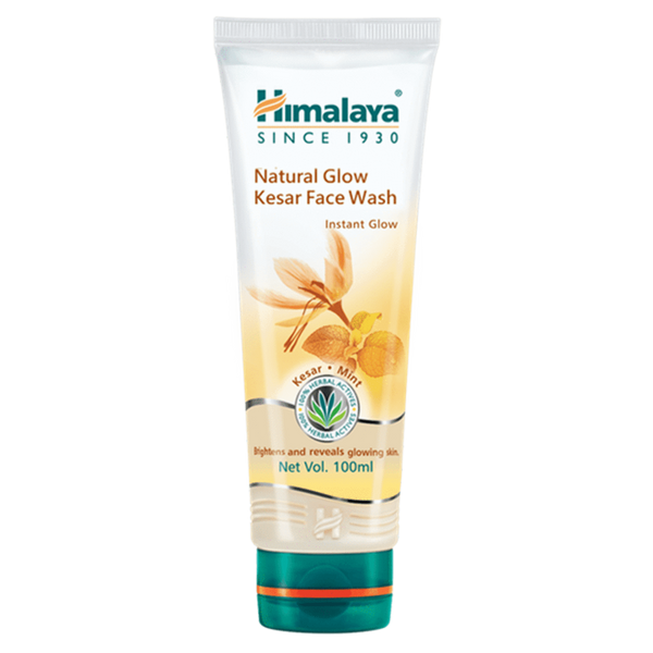 HIMALAYA NATURAL GLOW KESAR FACE WASH