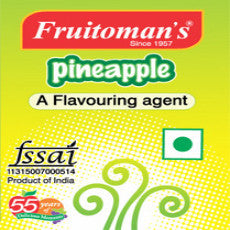 FRUITOMANS PINEAPPLE FLAVOURING AGENT