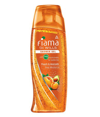 FIAMA  SHOWER GEL PEACH & AVOCADO