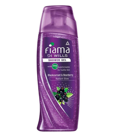FIAMA  SHOWER GEL BLACKCURRANT AND BEARBERRY
