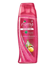 FIAMA  SHOWER GEL PATCHOULI & MACADAMIA