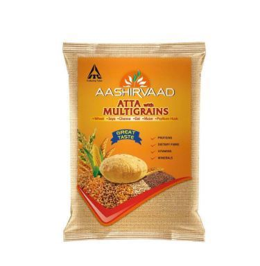 AASHIRVAAD ATTA WITH MULTIGRAINS