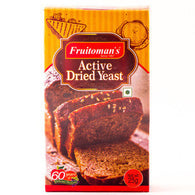 FRUITOMANS ACTIVE DRIED YEAST
