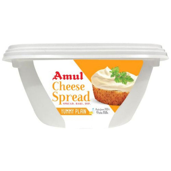 AMUL CHESE SPREAD PLAIN