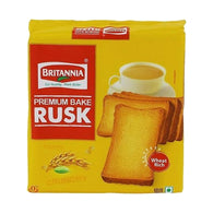BRITANNIA PREMIUM BAKE RUSK WHEAT RICH