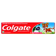 COLGATE 2-5 YRS STRAWBERRY FLAVOUR TOOTH PASTE