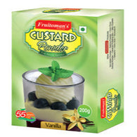 FRUITOMANS CUSTARD POWDER