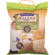 DAAWAT ROZANA BASMATI RICE GOLD PLUS