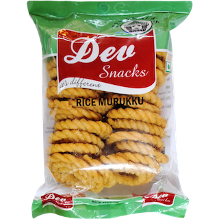 DEV SNACKS RICE MURUKKU