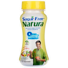SUGAR FREE NATURA BOTTLE 200 SPOON