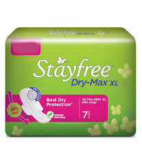 STAYFREE DRY MAX XL 7PADS