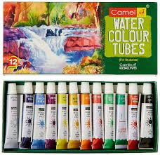 CAMLIN WATER COLOUR TUBES