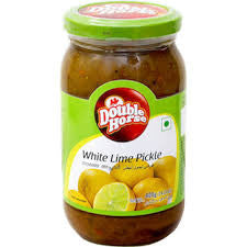 DOUBLE HORSE WHITE LIME PICKLE