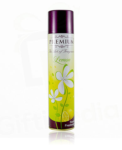 PREMIUM LEMON ROOM FRESHENER
