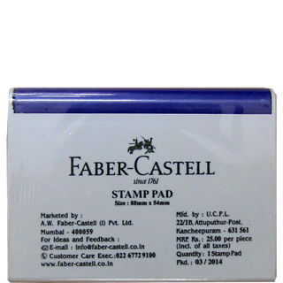 FABER CASTELL STAMP PAD