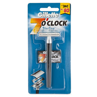 GILLETTE 7 O' CLOCK RAZOR