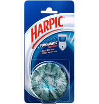 HARPIC FLUSHMATIC PLUS AQUAMARINE