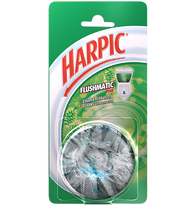 HARPIC FLUSHMATIC PLUS PINE 100GM