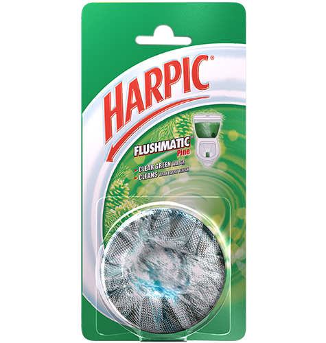 HARPIC FLUSHMATIC PLUS PINE