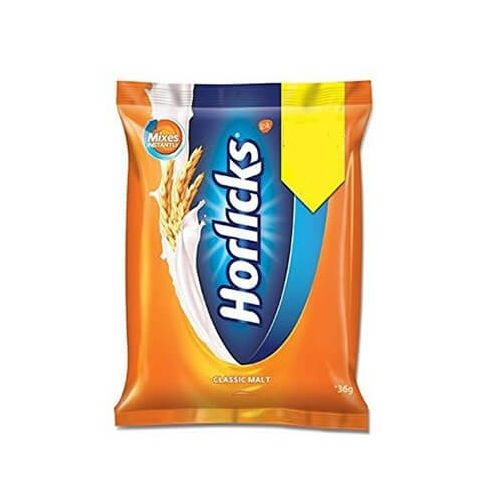 HORLICKS CLASSIC MALT PACKET