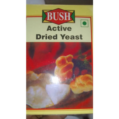 BUSH  ACTIVE DRIED YEAST