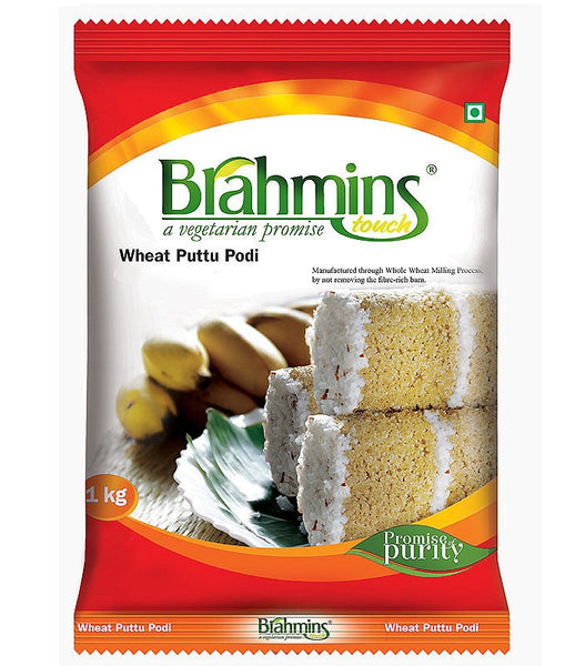 BRAHMINS WHEAT PUTTUPODI