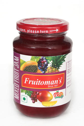 FRUITOMANS MIXED FRUITS JAM