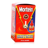 MORTEIN EFFECTIVE PROTECTION FROM DENGUE & MALARIA FITS ALL MACHINE