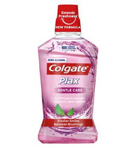 COLGATE PLAX GENTLE CARE