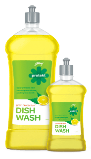 GODREJ PROTEKT GERM PROTECTION DISH WASH