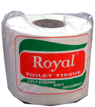 ROYAL TOILET TISSUE 2 PLY