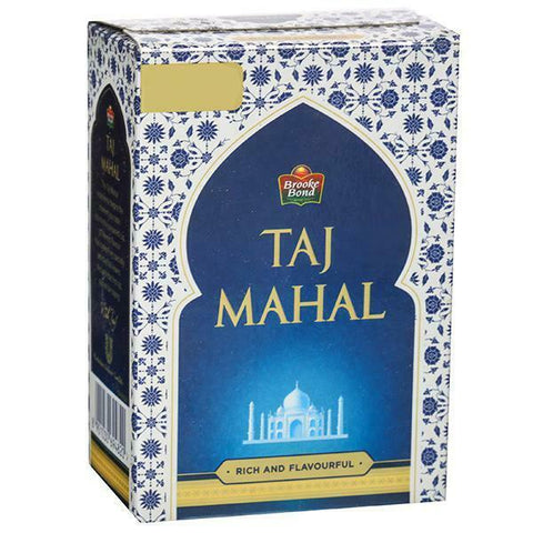 BROOKE BOND TAJ MAHAL  TEA BAG