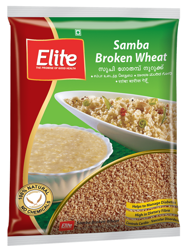 ELITE SAMBA BROKEN WHEAT