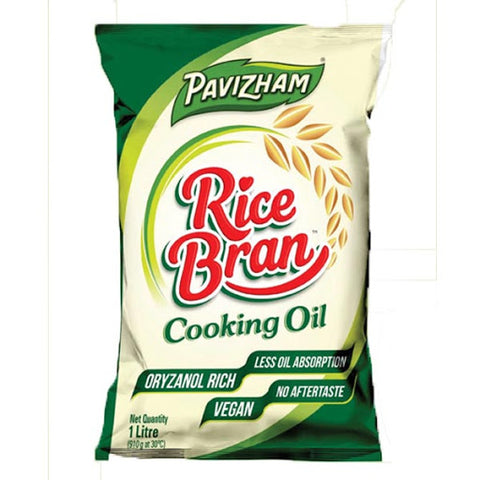 PAVIZHAM REFINED EDIBLE RICE BRAN OIL