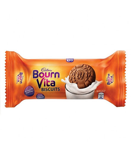 CADBURY BOURN VITA CRUNCHIE CHOCOLATEY COOKIES
