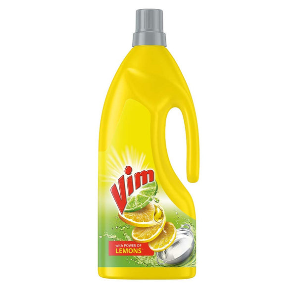 VIM LIQUID WITH POWER OF LEMONS BIG BOTTLE