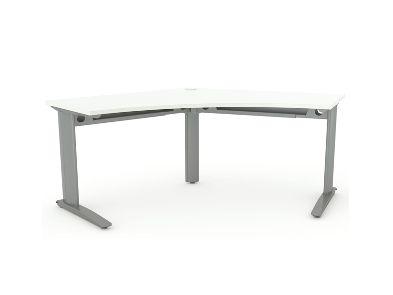 CADE 1 to 6 person 120 Degree desk system