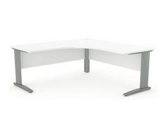 CADE 1 person L Shaped desk system