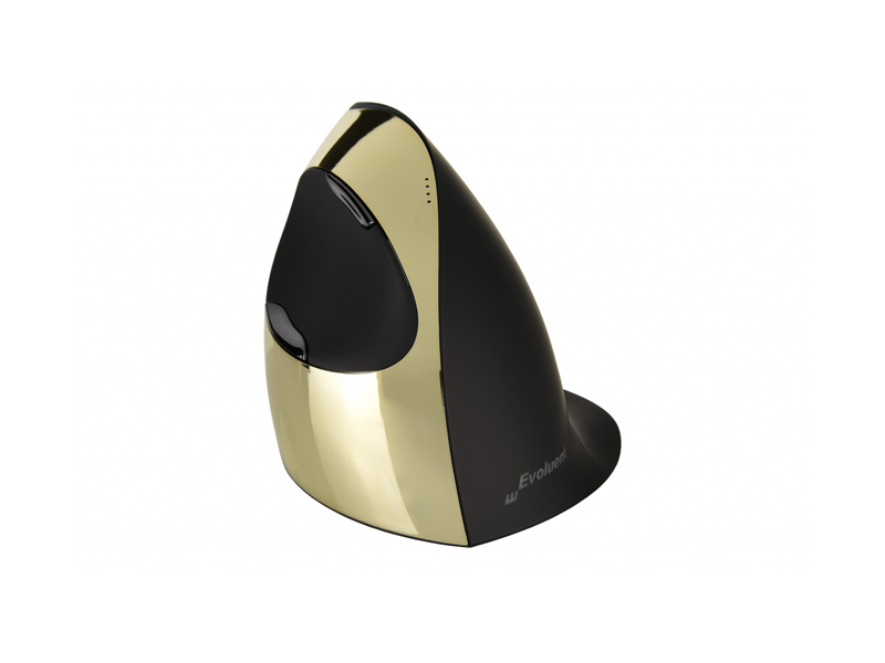 EVOLUENT Vert Mouse C wireless Gold