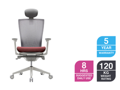 FURSYS T50Air Chair HR W