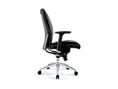 LAUDE Executive Chair w. arms MB